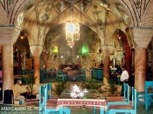 Viajar a Irán - Hamam-e Vakil, Kerman