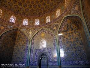Viajar a Irán - Lotfollah, Isfahan