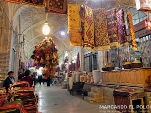 Viajar a Iran - Mercado Shiraz