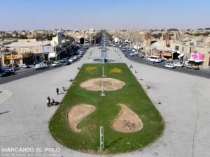 Viajar a Irán - Amir Chamakh, Yazd