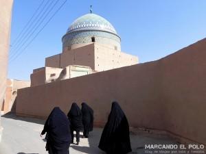 Viajar a Iran - Yazd ciudad antigua
