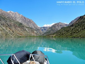 Viajar a Tayikistan - Iskanderkul