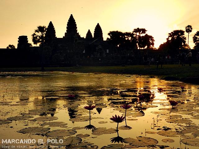 Viajar a Camboya - Angkor Wat