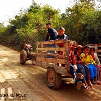 Viajar a Laos - alrededores de Thakek