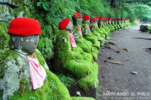 Itinerario viajar a Japon - Kanmangafuchi, Nikko