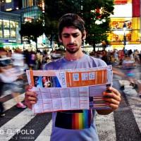Itinerario viajar a Japon - Shibuya, Tokio