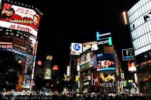 Viajar a Japon - Shibuya, Tokio
