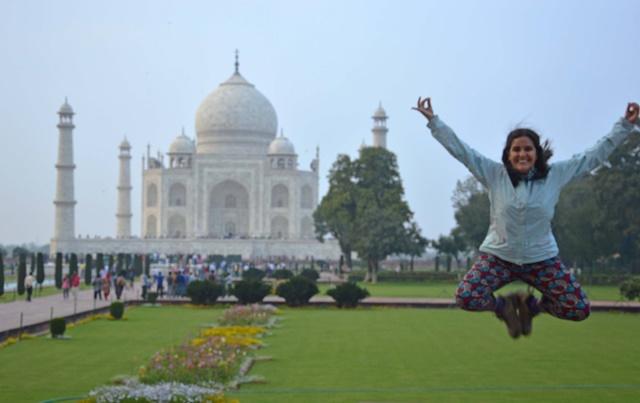 Taj Mahal - Analucía Rodríguez
