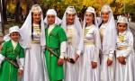 Abjasia - Trajes tradicionales portada