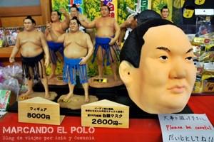 Cosas gratis Tokio - museo del sumo