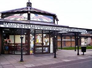 Estación de tren del pueblo (Fuente)