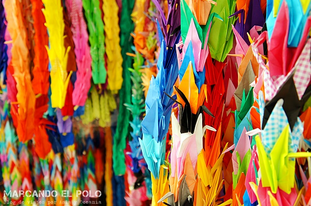 Cosas gratis Tokio - museo origami