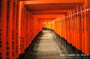 Viajar a Japon - Fushimi Inari