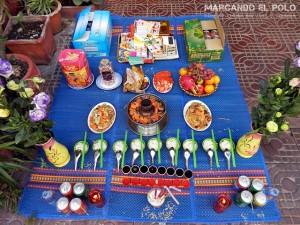 Viajar a Camboya - Ofrendas