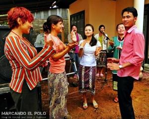 Viajar a Laos - Casamiento 2