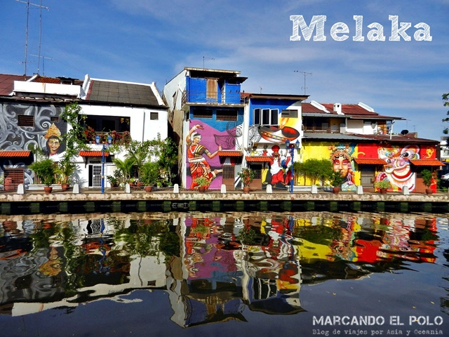 Viajar a Malasia: Melaka