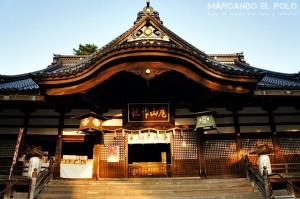 Santuario Oyama, Kanazawa, Japon