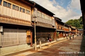 Guia viajar a Japon - Higashi Chaya, Kanazawa