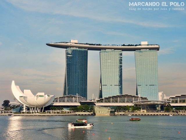 Mejores destinos Sudeste asiatico - Singapur