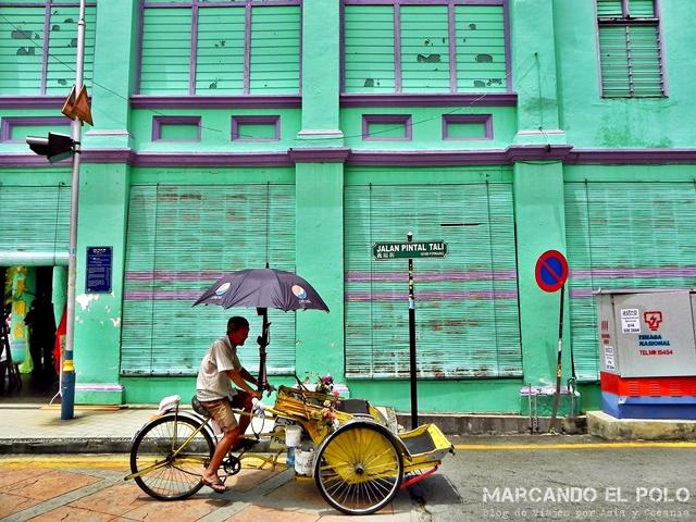 Mejores destinos del Sudeste asiático - Penang, Malasia