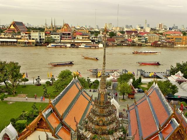 Destinos Sudeste asiatico - Bangkok