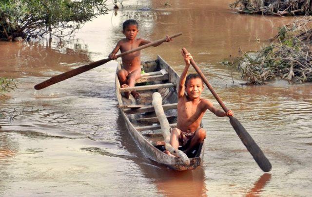 Mejores destinos del Sudeste asiático - Don Det, Laos