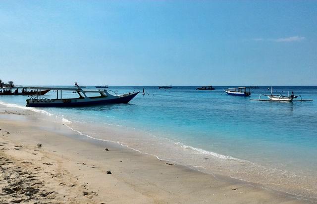 Destinos Sudeste asiatico - Gili Trawangan, Indonesia