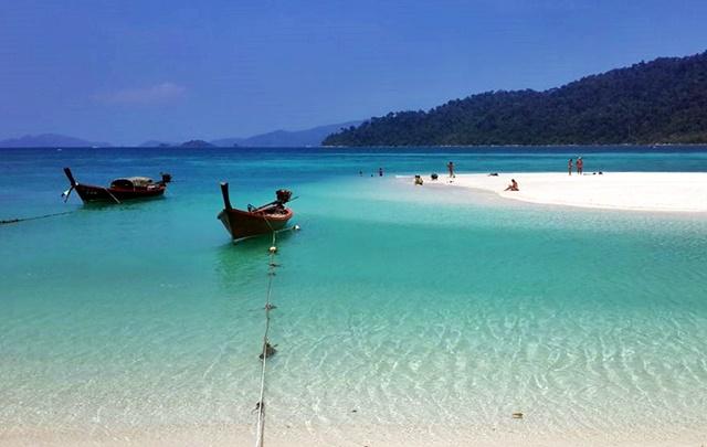 Viajar a Tailandia - Ko Lipe