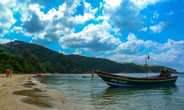 Destinos del Sudeste asiatico - Ko Phangan, Tailandia