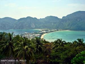 Destinos del Sudeste asiatico - Ko Phi Phi, Tailandia