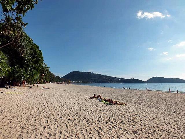 Destinos del Sudeste asiatico - Patong Beach, Phuket, Tailandia