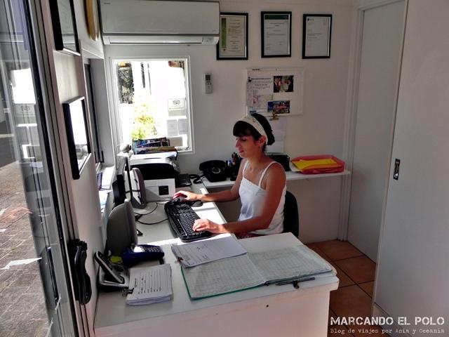 Working Holiday Visa Australia: trabajar en hotel (Noosa)