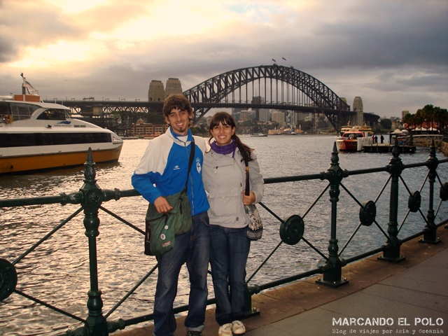 Working Holiday Visa Australia: Sidney