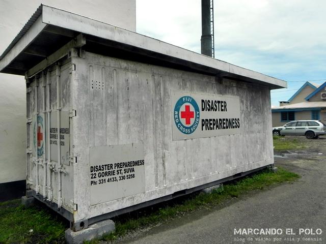 """Seguro de viaje: """"preparados para el desastre"""" en Fiyi"""