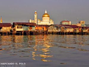 Viajar a Brunei - Kampong Ayer