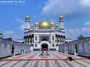 Viajar a Brunei - Jame Asr Hassanil Bolkiah