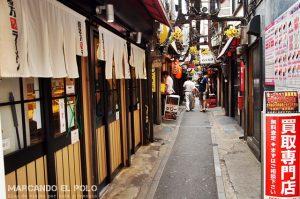 Mejor zona para alojarse en Japón - Shinjuku