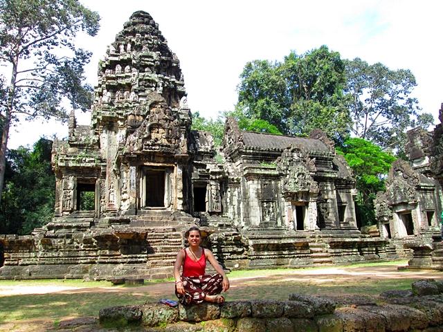 Viajar al Sudeste asiático - Angkor, Camboya