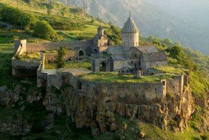 Que ver en Armenia - Monasterio Tatev