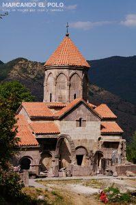Que ver en Armenia - Monasterio Vahanavank, Kapan