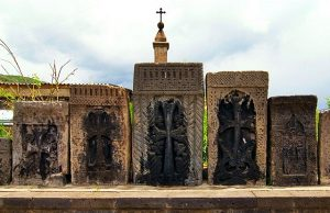 Qué ver en Armenia: Jachkars en Vanadzor