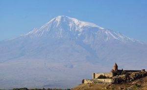 Que ver en Armenia - Monasterio Khor Virap y Monte Ararat