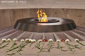 Que ver en Armenia - memorial genocidio armenio