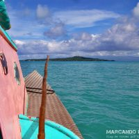 Viajar a Samoa - Barco a isla Manono