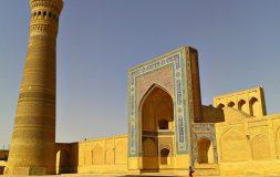 Como financiar viaje largo - Uzbekistan