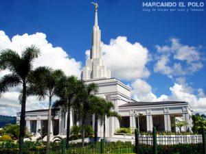 Que ver en Samoa - Templo Mormón en Apia