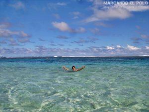 Que ver en Samoa - Matareva beach