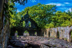Que ver en Samoa - Campo de lava