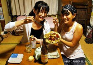 Viajar a Japon - Okonomiyaki Hiroshima