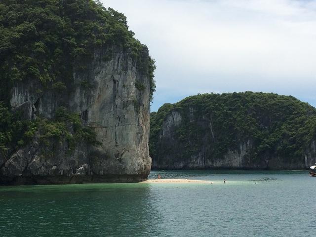 Tour a Halong Bay - Navegacion